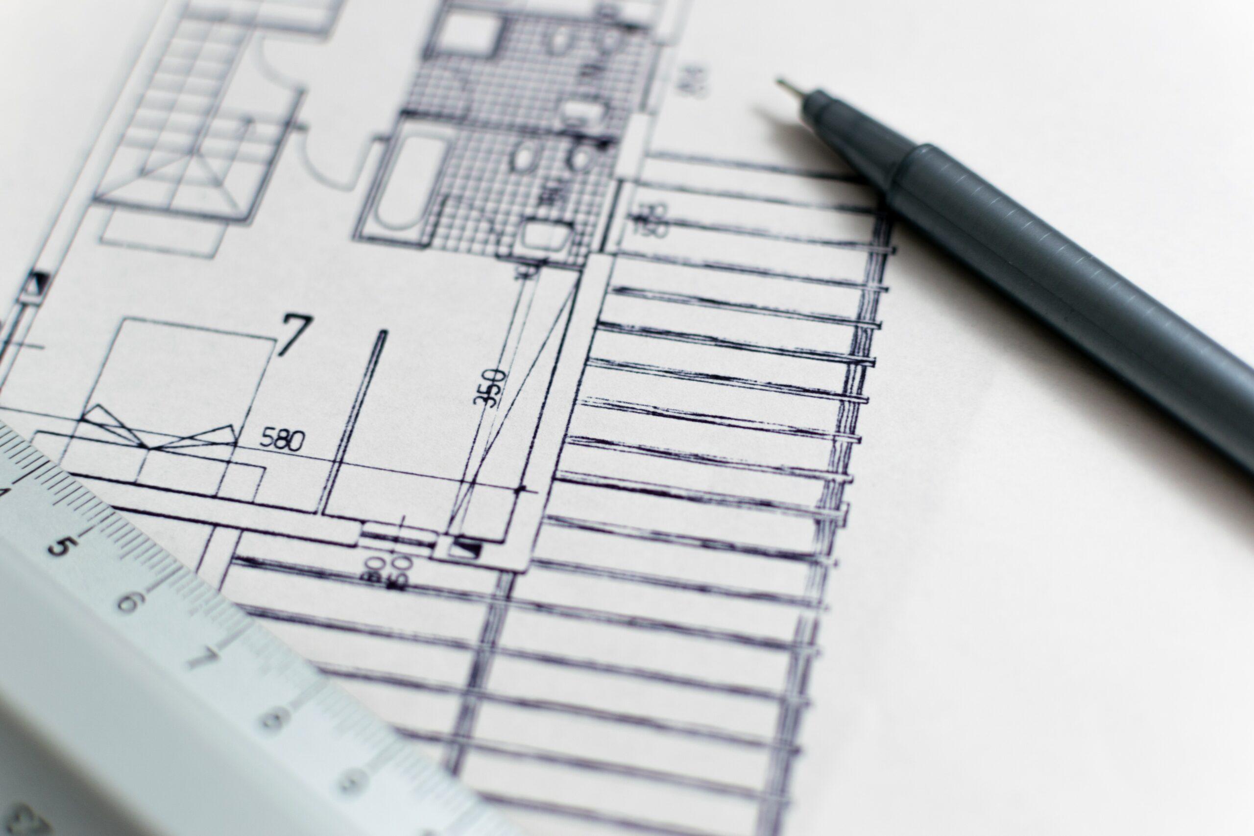 illustration plan architecture